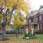 Beautiful Maine in fall