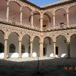 Patio, Hospital de Tavera