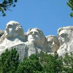 Mount Rushmore National Memorial Resmi