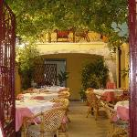 One of may spots to eat in Chania