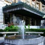 Bathhouse Row Foto
