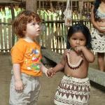 contacto con nativos