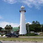 Biloxi Lighthouse Image