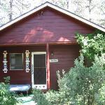 Knotty Pine Cabins Photo