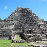 Zona Arqueologica De Chaachoben