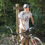Bike trails everywhere