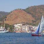 The bay of Marmaris