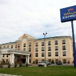 Holiday Inn Express Knoxville Strawberry Plains Aufnahme