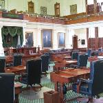 Inside the Texas state congress