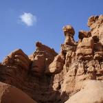 Goblin Valley State Park ภาพถ่าย