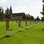 Oklahoma City National Memorial Chairs