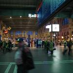 Train station: Zurich HB (main station)
