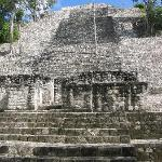 Calakmul Archaeological Zone Photo