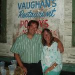 Vaughan's Mark and Lisa