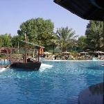 Swimming Pool, Hilton Hotel, Al Ain