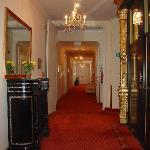 Hallway at Bristol