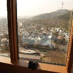 View of Namsan (mountain)