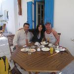 Zannis, Roula et Jean-Claude