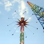 Starflyer and tower beam for the Sling Shot