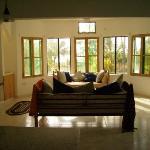 common room in duplex