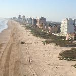 What a nice beach huh?