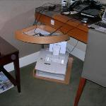 Wow an HP Laser Jet 3100 w/cables and drivers!