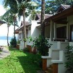 Maenam Resort Foto