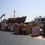 nearby docks