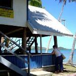 Korovatu private beach