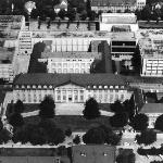 The museum [arial view]