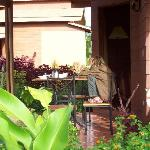 Front Porch of Rooms