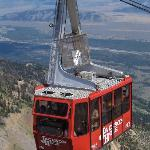 Jackson Hole Aerial Tram Picture