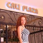 Cali Plaza Hotel Entrance