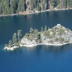 Emerald Bay at Lake Tahoe