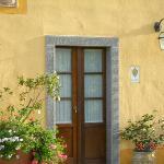 garden room entrance