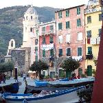 Waterfront in Vernazza