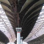 York Railway Station Ceiling