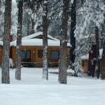 Ruidoso Lodge Cabins Winter Ruidoso, NM