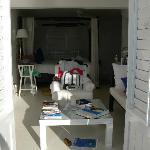 Our room from verandah