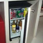 Integrated Minibar
