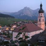 The town of Castelrotto