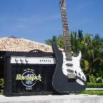 Hard Rock Bali Entrance