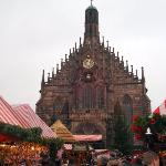 Christmas Market in Nurnberg 2