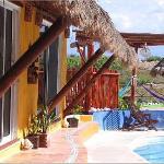 Bungalows at Villa Las Brisas on Isla Mujeres