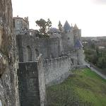 Ramparts of La Cite at Carcassonne