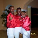 Rolandino, Paublo, Kelvin! Best Starfriends!