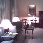 Regent Suite Livingroom