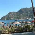icmeler beach - take boat taxi from marmaris marina