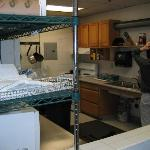 Kitchen - Berkeley YMCA Hotel