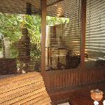 Tropical Terrace room